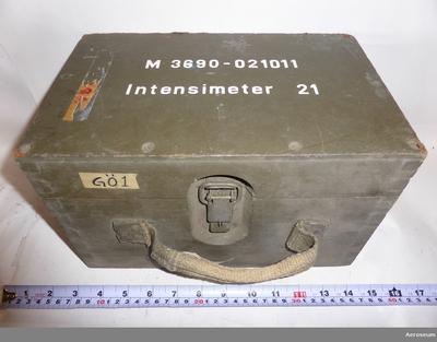 Intensimeter 21
