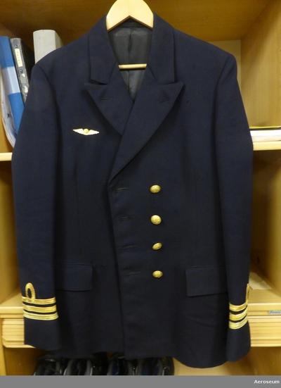 Uniform för Marinflyget