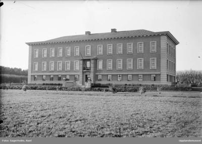 Paleontologiska institutionen, Kåbovägen 4, kvarteret Lagerträdet, Uppsala 1935