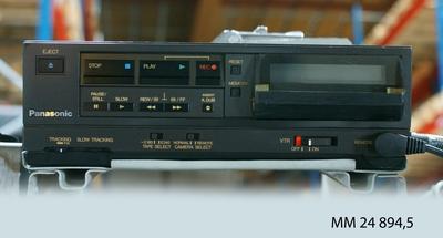 Videobandspelare