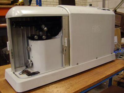 Projectiemicroscoop