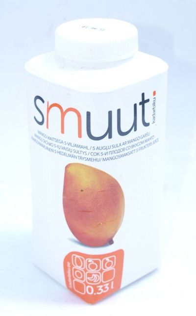 Pakend mangosmuutile