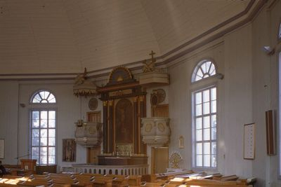 Vimpeli: Kirkko