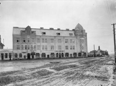 Sortavala, tori Karjalankadulla