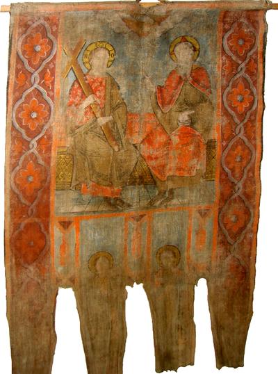 Arhanghelul Mihail / Sf. Treime nou-testamentară