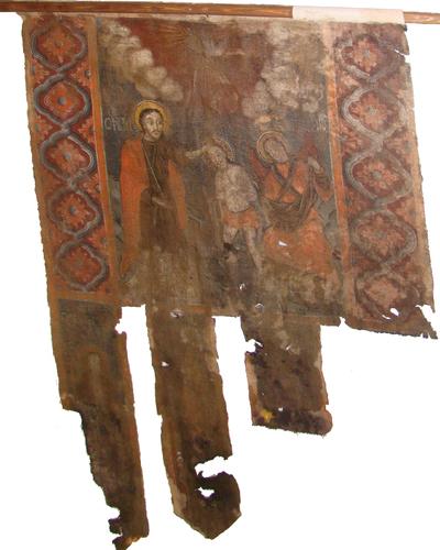 Arhanghelul Mihail / Botezul lui Iisus