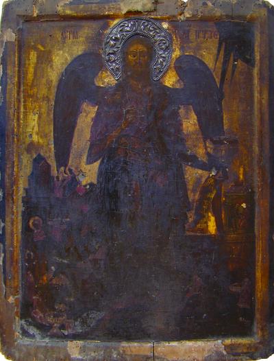 Sf. Ioan Botezătorul, îngerul deșertului