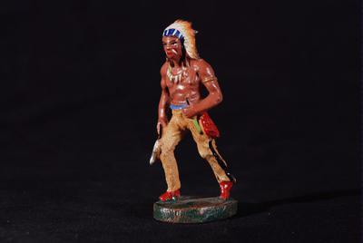 indian, leksak