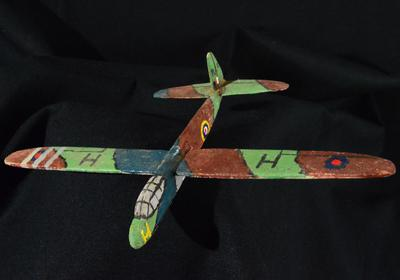 modellflygplan