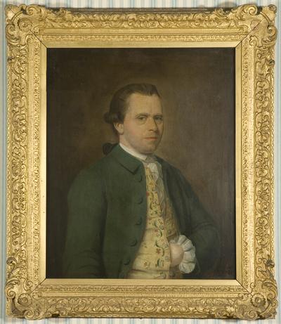 Portrait of John Pretor Pinney