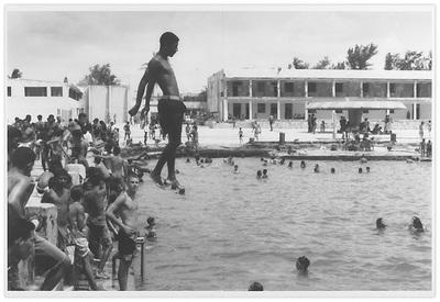 Saut à Cuba