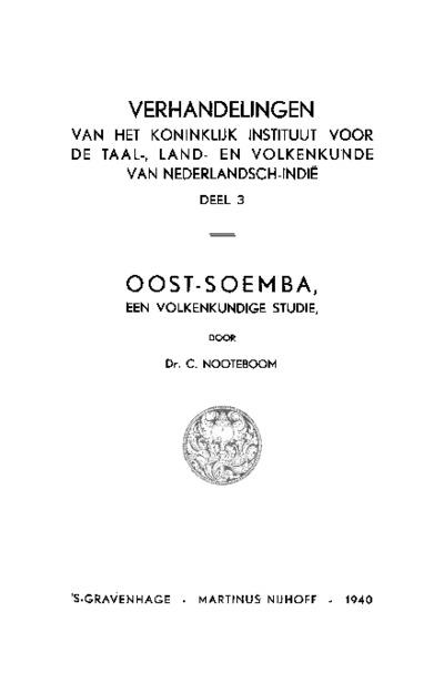 Oost-Soemba