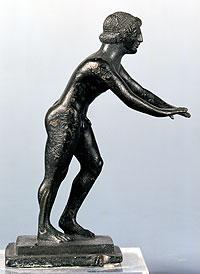 Μόνιμη έκθεση του Μουσείου της Ιστορίας των Ολυμπιακών Αγώνων της Αρχαιότητας