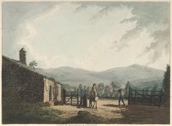 A Turnpick near Keswick