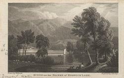 Derwent Water above Lowdore