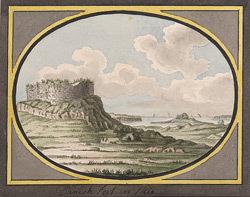 Danish Fort in Skie