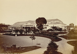 The Exhibition Palace, Winter Garden Palace