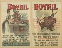 Advert For Bovril()