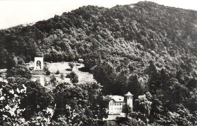 CIUCEA. Muzeul Octavian Goga şi Mausoleul poetului