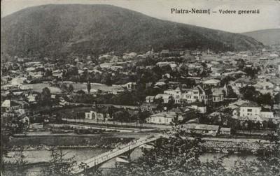Piatra-Neamţ - Vedere generală