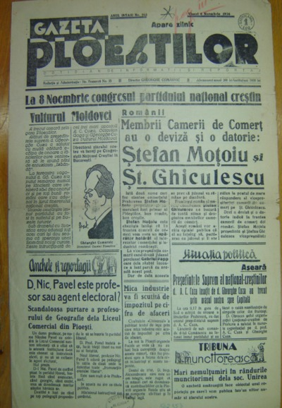 Gazeta Ploieștilor, An I, no. 162
