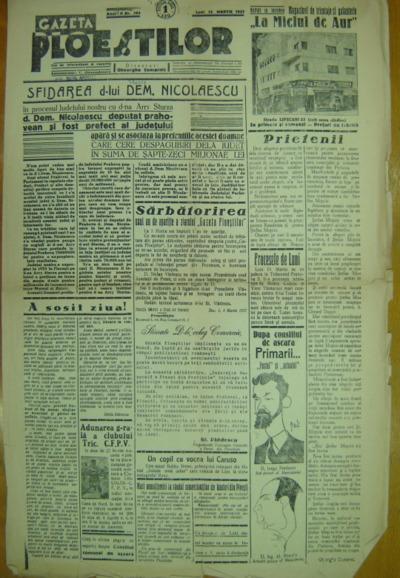 Gazeta Ploieștilor, Anul II, no. 194