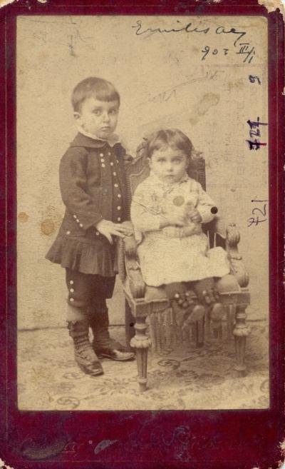 Emil și Lucia Isac