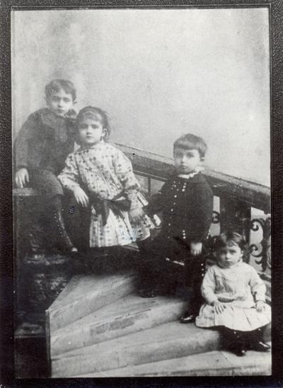 Copiii familiei Isac