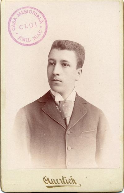 Portret de tânăr