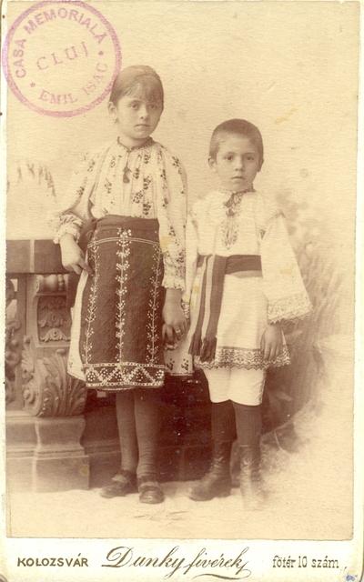Valeria Isac şi Emil Isac