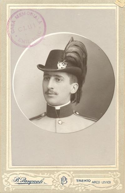 Portret de ofiţer