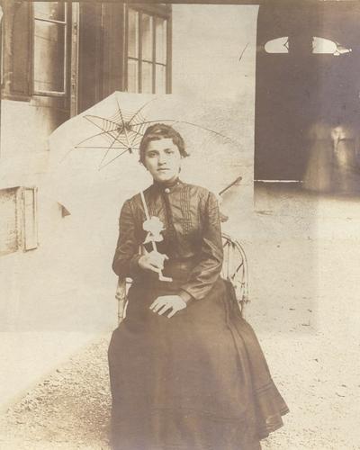 Portret de doamnă