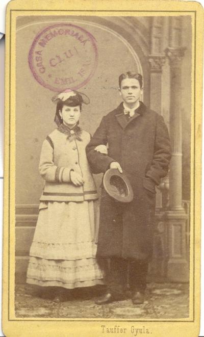 Lucia Isac şi Ioan Tripa