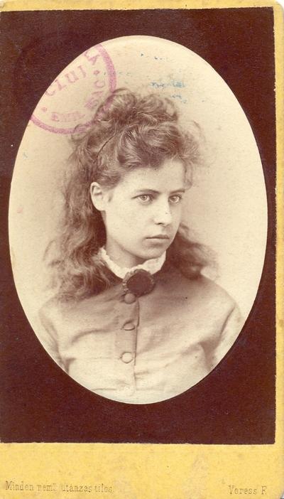 Portret de domnişoară
