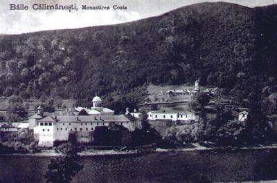 Băile Călimănești, Monastirea Cozia