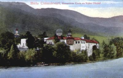Băile Călimănești, Monastirea Cozia cu Valea OLtului
