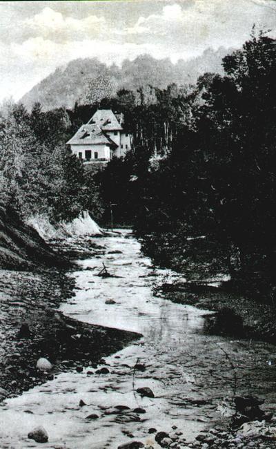 Băile Olănești-Cazinoul