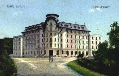 """Băile Govora-Hotel ,,Palace"""""""
