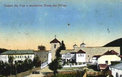 Vâlcea - Mânăstirea Horezu