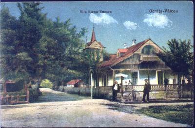 Ocnița - Vila Elena Enescu