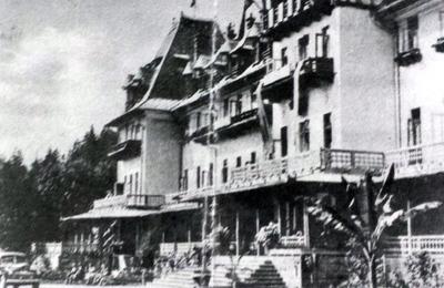 Călimănești Vâlcea-Pavilionul Central