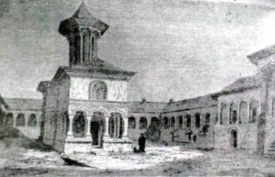 Mânăstirea Surpatele-Județul Vâlcea