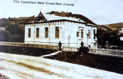 Ocnele Mari-Vila Lauterbach