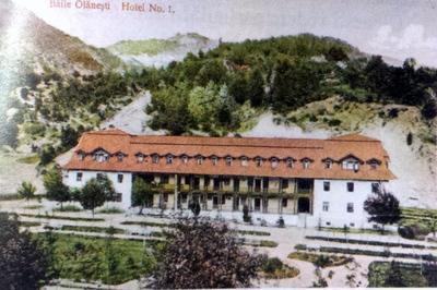 Băile Olănești - Hotelul nr.1