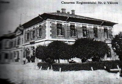Cazarma Regimentului nr. 2 din Rm. Vâlcea