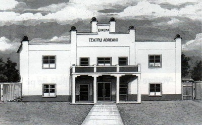 Teatrul Adreani și Cinematograful din Rm. Vâlcea