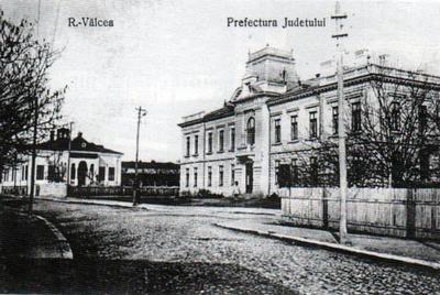 Prefectura județului Vâlcea (Primăria municipiului de azi)