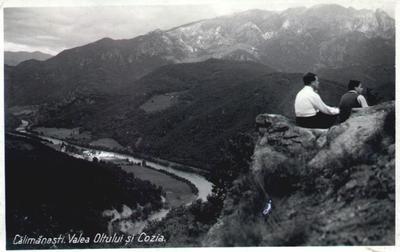 Valea Oltului și Cozia
