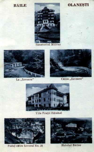 Olănești