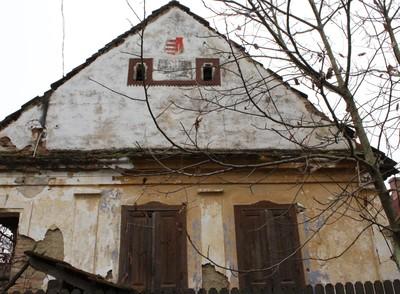 Casa cu stemă ungară din Boghiș